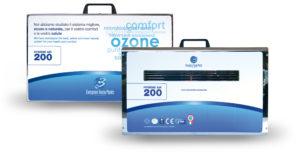 χρήση όζοντος συσκευή